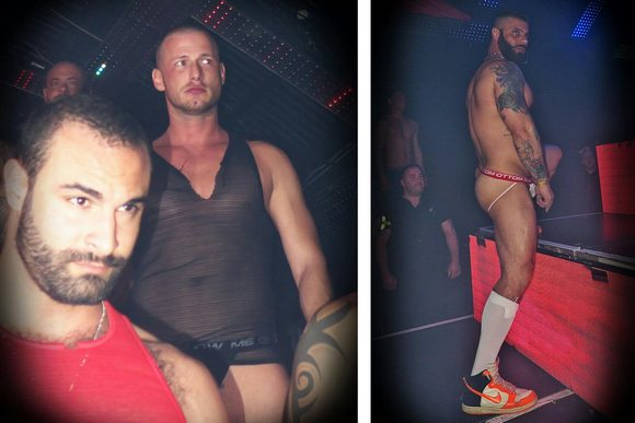SEX CIRCUS Gay Porn Stars London 13