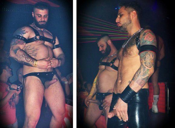 SEX CIRCUS Gay Porn Stars London 15