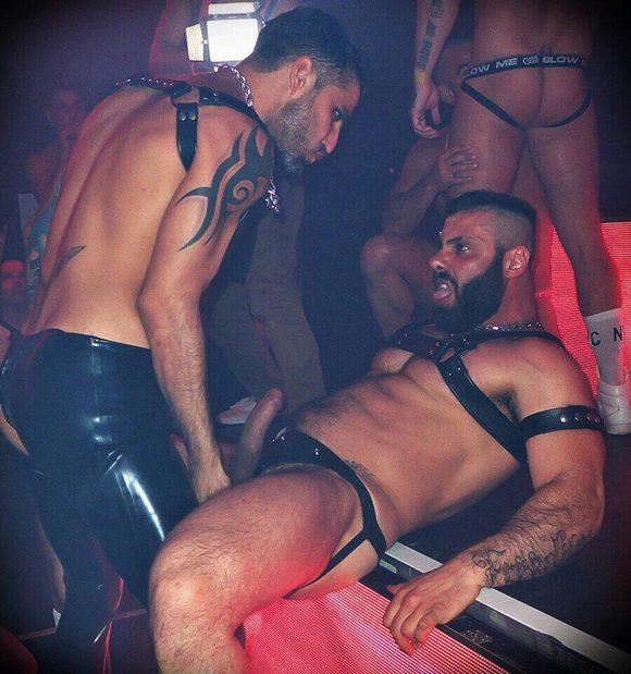 SEX CIRCUS Gay Porn Stars London 17