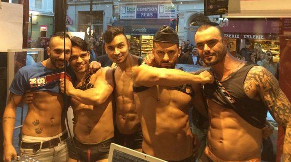 SEX CIRCUS Gay Porn Stars London 2