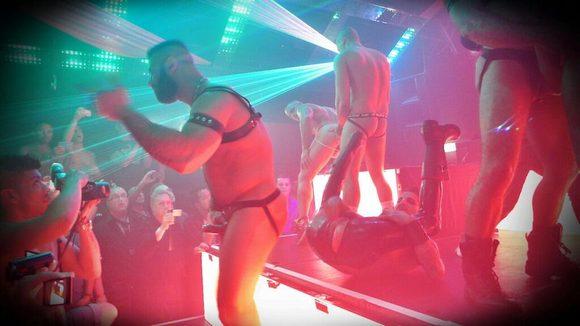 SEX CIRCUS Gay Porn Stars London 24