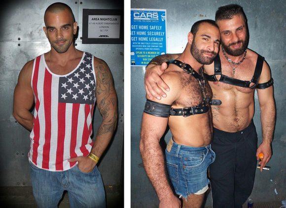 SEX CIRCUS Gay Porn Stars London 2a