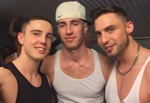 SEX CIRCUS Gay Porn Stars London 4