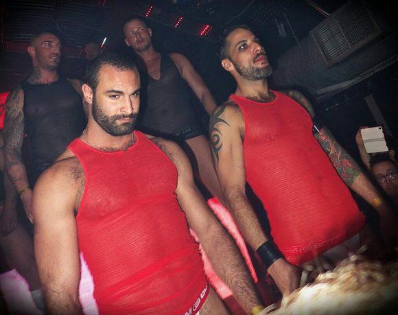 SEX CIRCUS Gay Porn Stars London 6