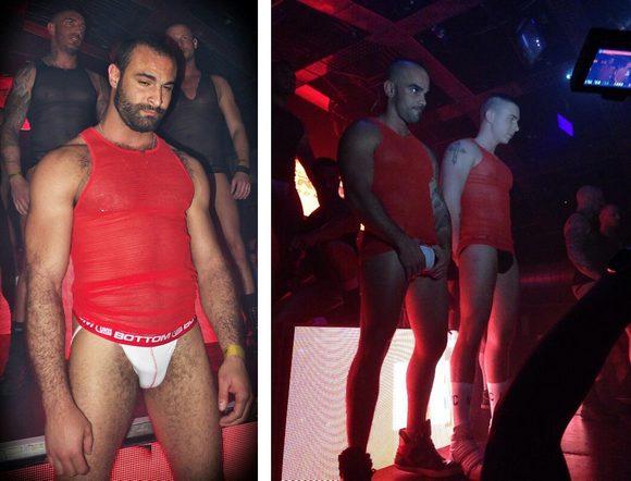 SEX CIRCUS Gay Porn Stars London 7