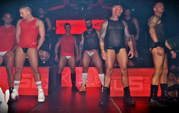 SEX CIRCUS Gay Porn Stars London 8
