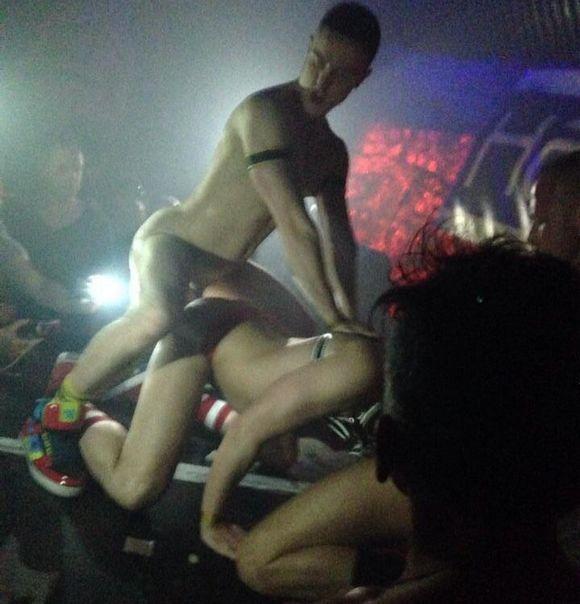 SEX CIRCUS Gay Porn Stars London JP Dubois
