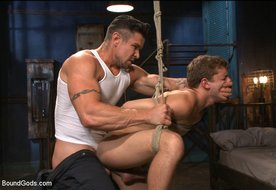 Interracial Barebacking With Jacob Durham And Leo Forte