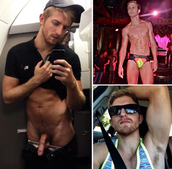 Levi Michaels Gay Porn Star