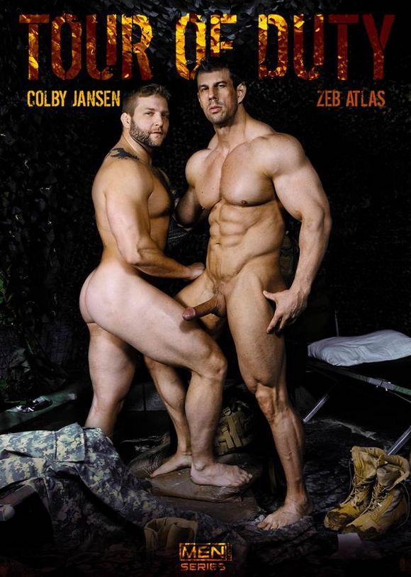 Colby Jansen Zeb Atlas Tour of Duty Gay Porn