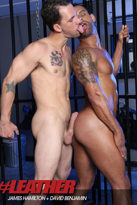James Hamilton & Scotty Cage - Gay -