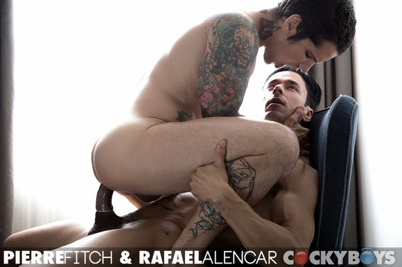 Rafael Alencar Pierre Fitch CockyBoys