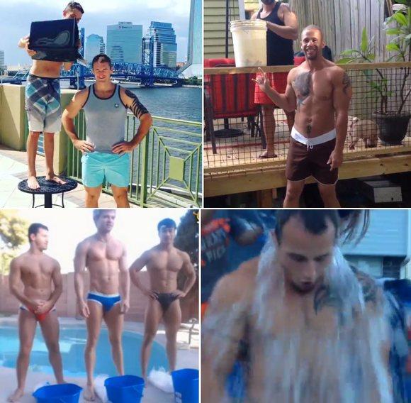 ALS IceBucketChallenge Gay Porn Star