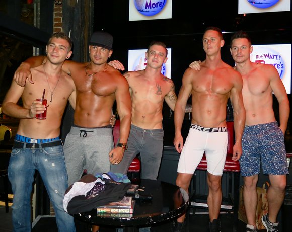 Alex Greene Angelo Marconi James Ryder Ivan Gregory Jed Athens
