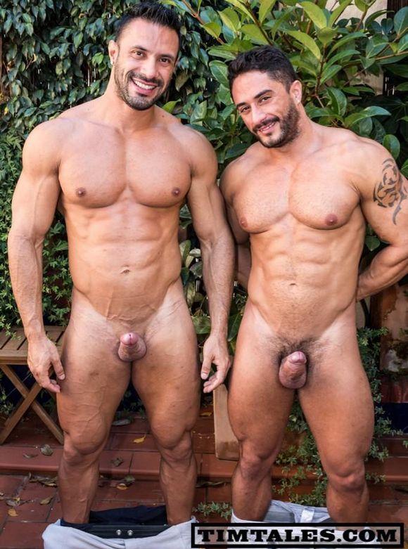 Flex Xtremmo Robin Sanchez Gay Porn