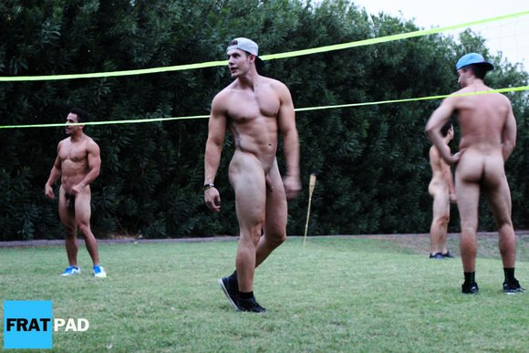 Naked Fratpad 118