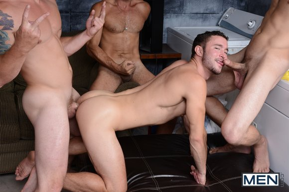 Bump colt rivers and tom faulk anal hump