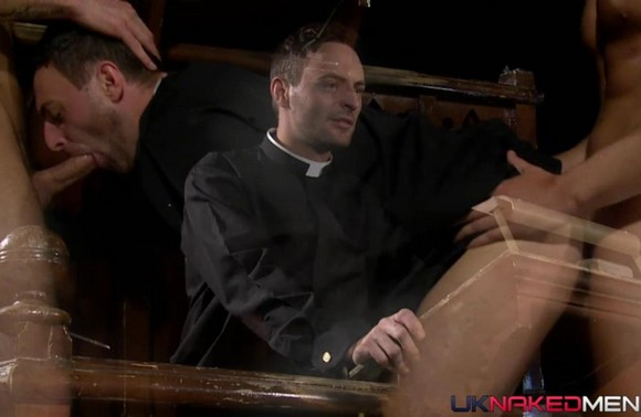 Priest Gay Porn Riley Tess Shay Cruz Dan Broughton UKNakedMen
