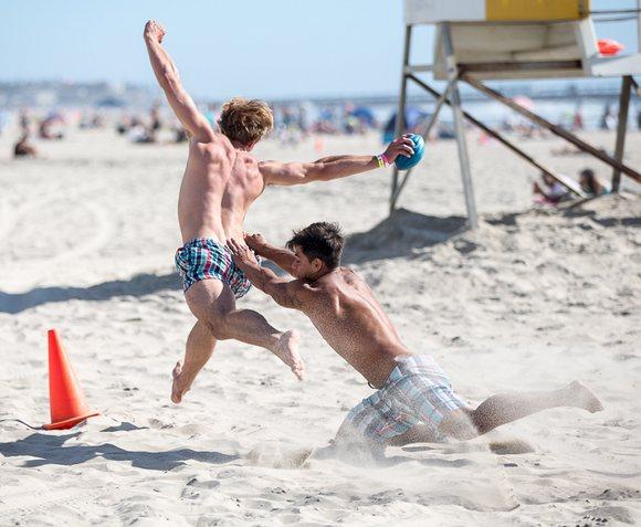 Corbin Fisher Porn Models San Diego Beach