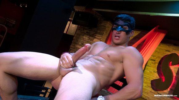 Gay Porn News Bruno Knight, David Benjamin, Rocco Steele -4217