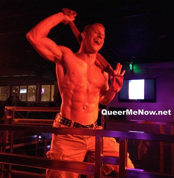 Johnny V Gogo Dance Bodybuilder Gay Porn Star