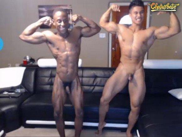 Asian hottie rides huge black cock 9