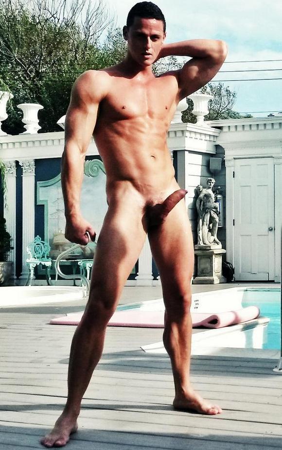 Erotic nude scuba diving