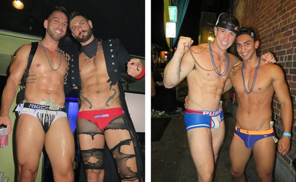 Lucky Daniels Johnathan Myers Trenton Ducati David Southern Decadence