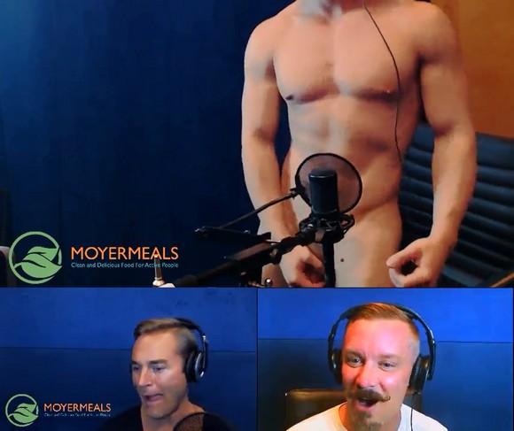 Killian James RandyBlue Gay Porn Star Naked Craig and Robbie Hour