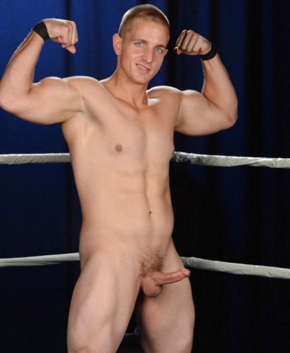Marcus Mojo Landon Mycles Gay Porn Star Naked