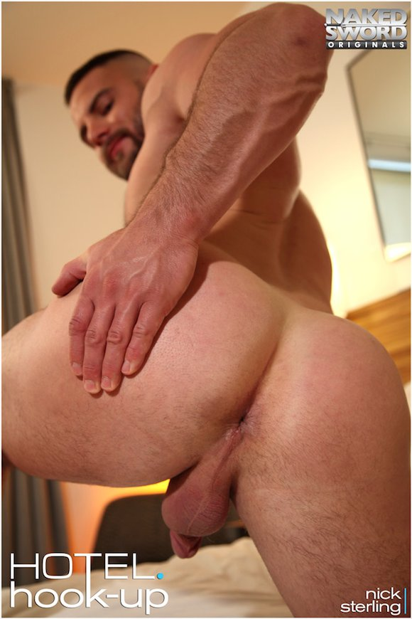 nick in the ass
