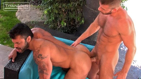 Rogan Richards Bottoms Hunter Marx 1