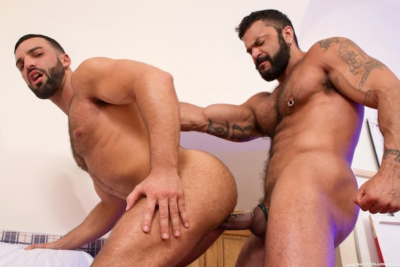 Rogan Richards Fucks Abraham Al Malek