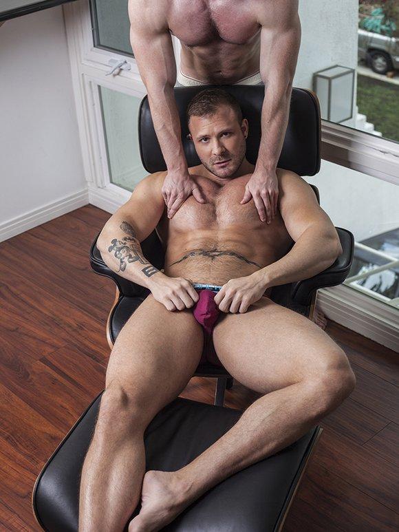 Gay Porn Star Austin Wolfe