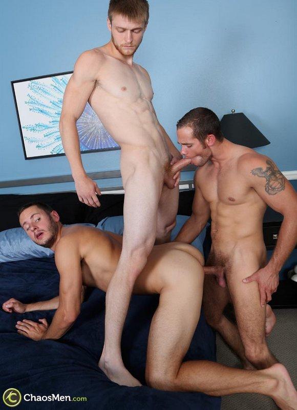 Cooper Reed Brenner Bolton Augustus Bareback Gay Sex