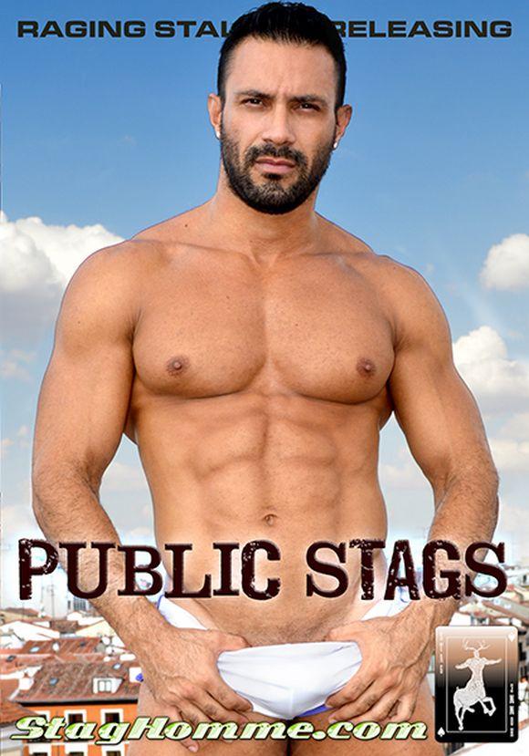 Flex Xtremmo Public Stags Gay Porn