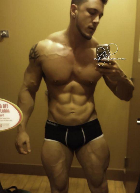 Joey D Bodybuilder Gay Porn Star 5