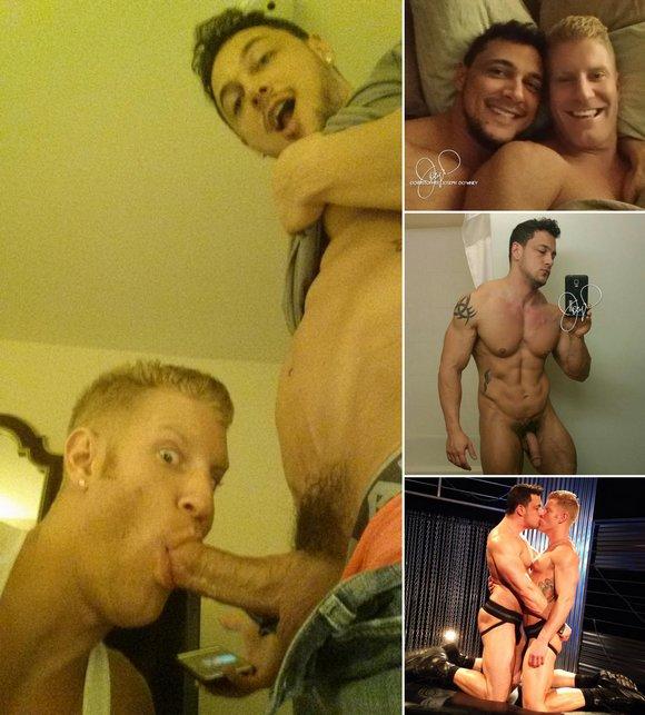 Joey D Johnny Bodybuilder Gay Sex