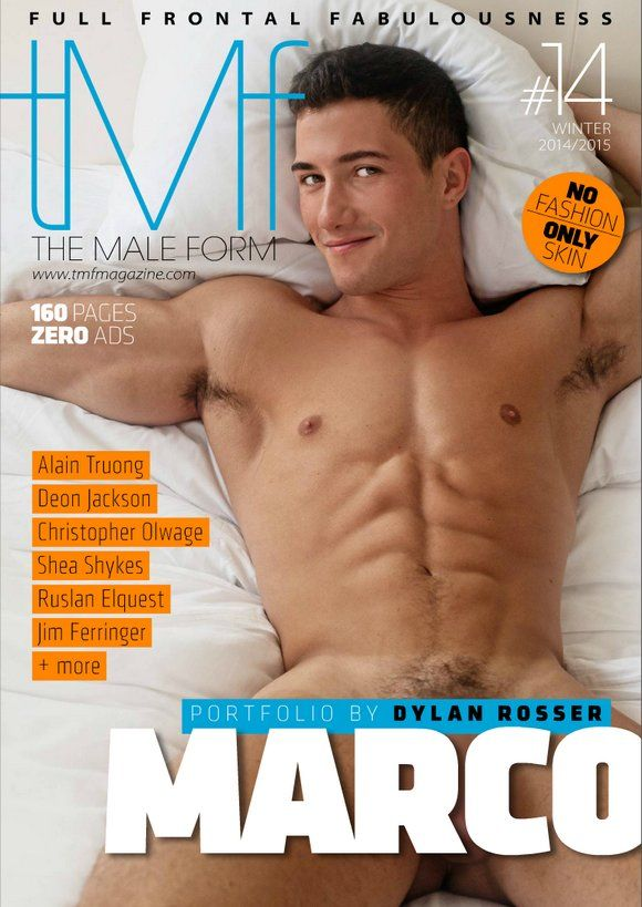 Marco Rubi Dylan Rosser The Male Form Gay Porn