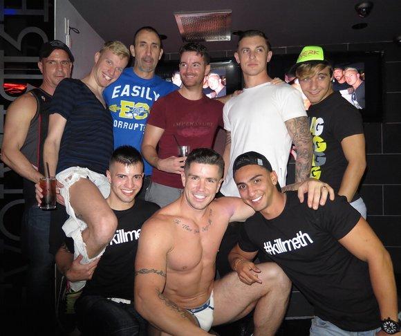 Trenton Ducati KillMeth Gay Porn Stars DirtyDish