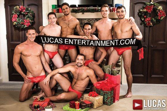 orgy christmas