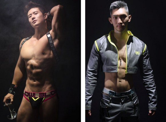 Model ford andrew christian jacob