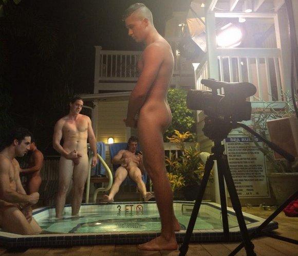 Key west naked men