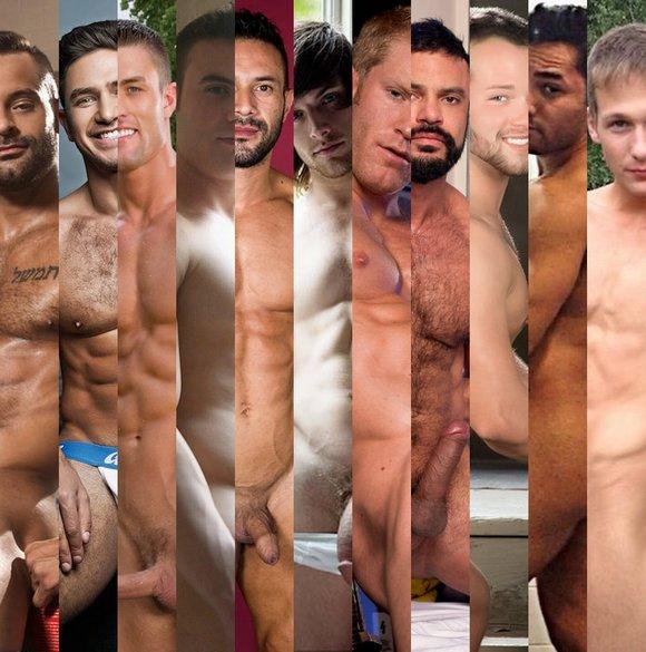 Gay Porn Stars QueerMeNow 2014