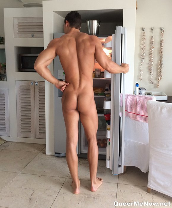 Kris Evans BelAmi Gay Porn Star Africa