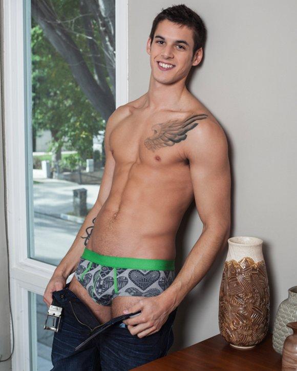 Logan Milano RandyBlue Gay Porn Star 1