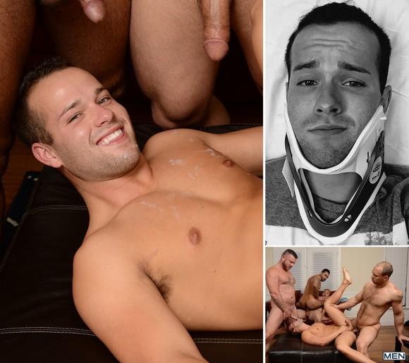 Luke Adams Orgy Neck
