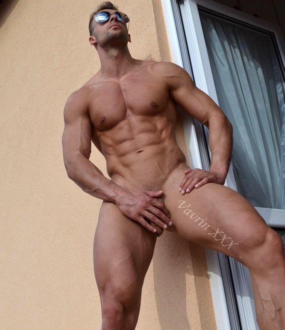 Vavrin Muscle Model Webcam