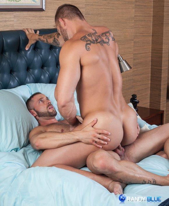 Austin Wolf Bottoms Tyler Wolf RandyBlue Gay Porn