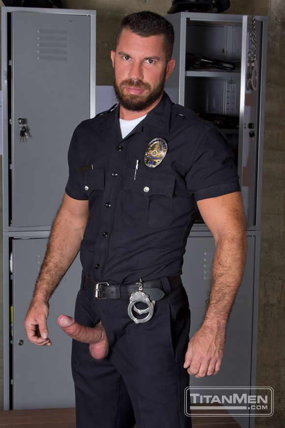 Nude police movie gay first time see